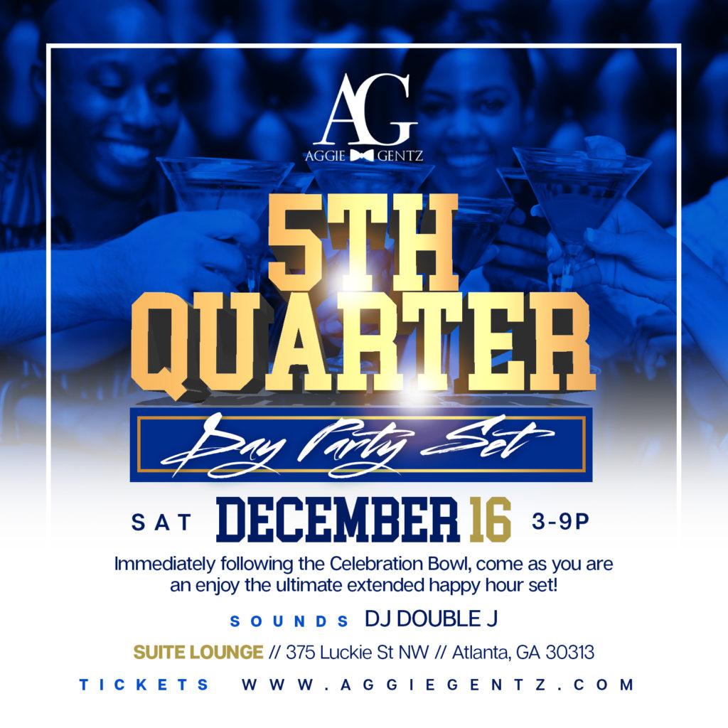 Aggie Gentz Celebration Bowl Party
