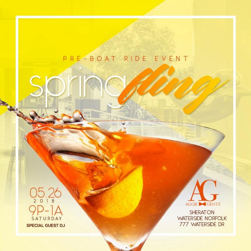 Aggie Gentz Spring Fling Party