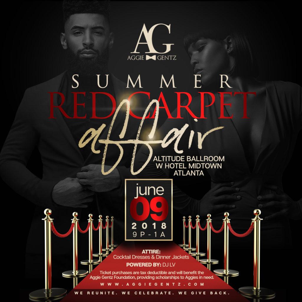 Aggie Gentz Red Carpet June 2018